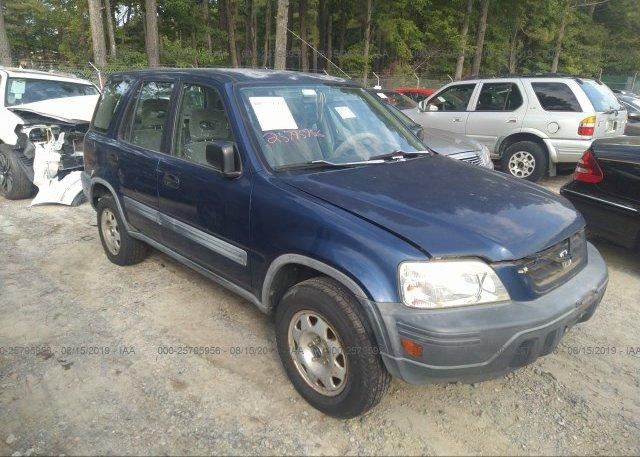 Inventory #278610542 1997 Honda CR-V
