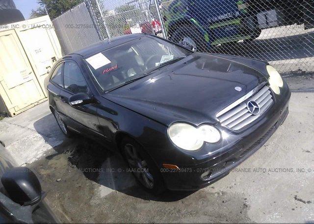 Inventory #701052172 2004 Mercedes-benz C
