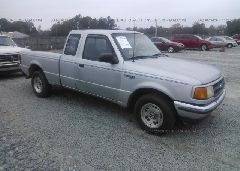 1994 FORD RANGER - 1FTCR14X3RTA33148 Left View