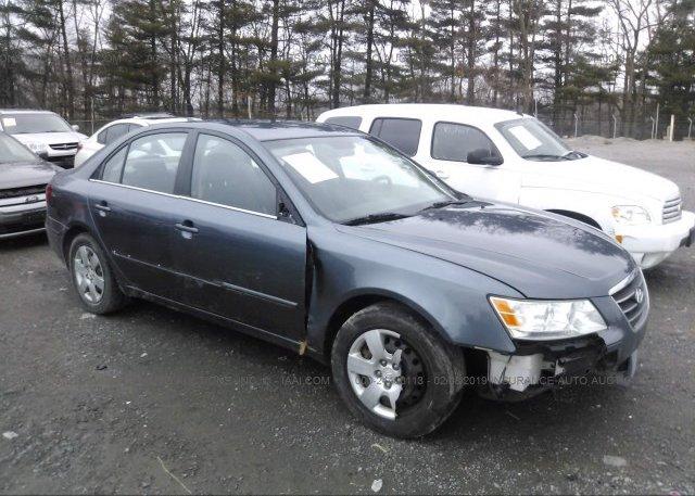 Inventory #229638028 2009 Hyundai SONATA