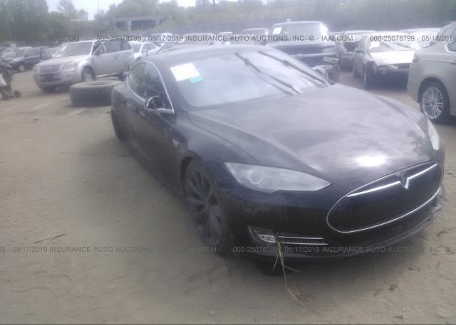 Inventory #741987258 2015 Tesla MODEL S