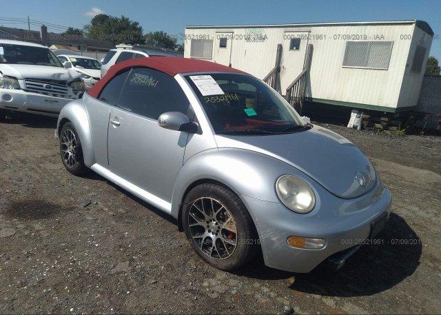 Inventory #490089468 2003 Volkswagen NEW BEETLE