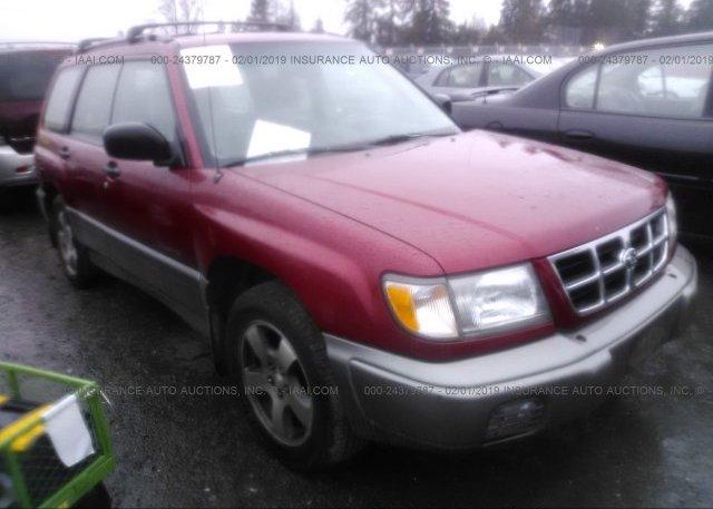 Inventory #793871693 1998 Subaru FORESTER