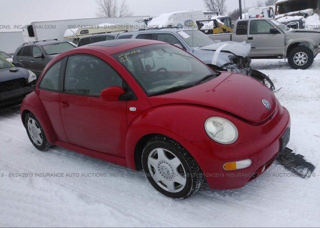 Inventory #347363384 2001 Volkswagen NEW BEETLE