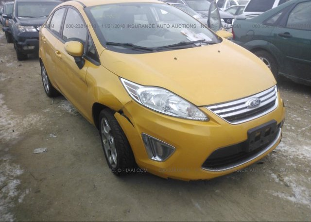 Inventory #520847139 2011 FORD FIESTA