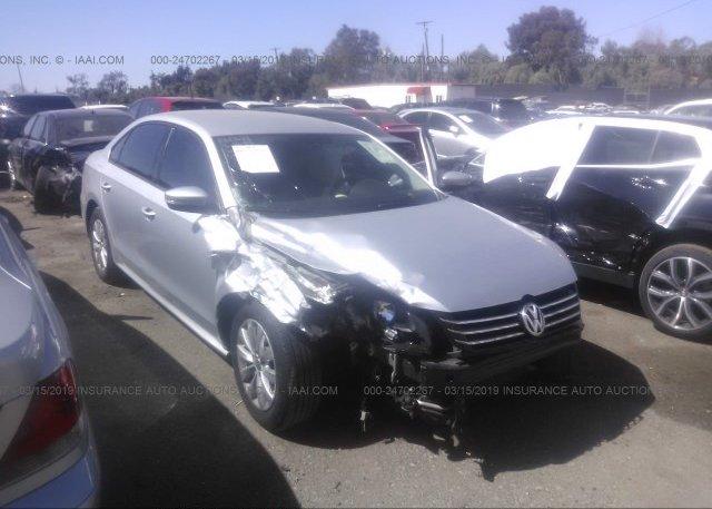 Inventory #711175650 2015 Volkswagen PASSAT