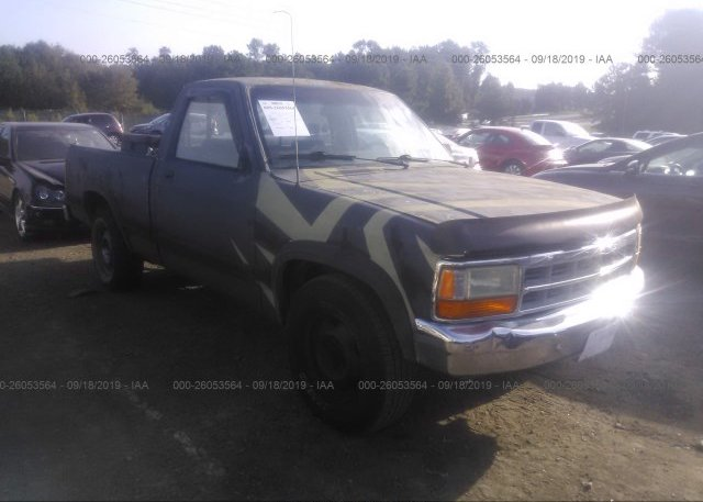 Inventory #122852835 1992 Dodge DAKOTA
