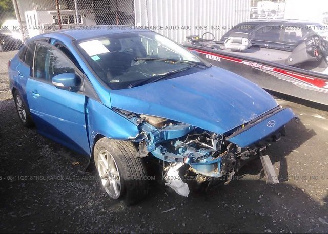 Inventory #361183820 2015 FORD FOCUS