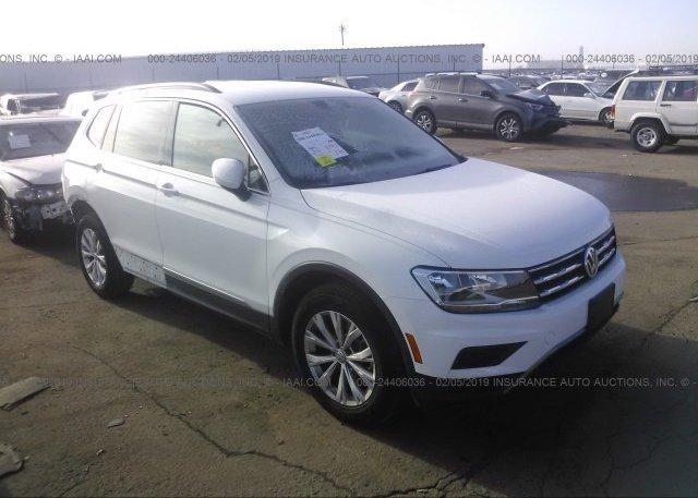 Inventory #980831416 2018 Volkswagen TIGUAN