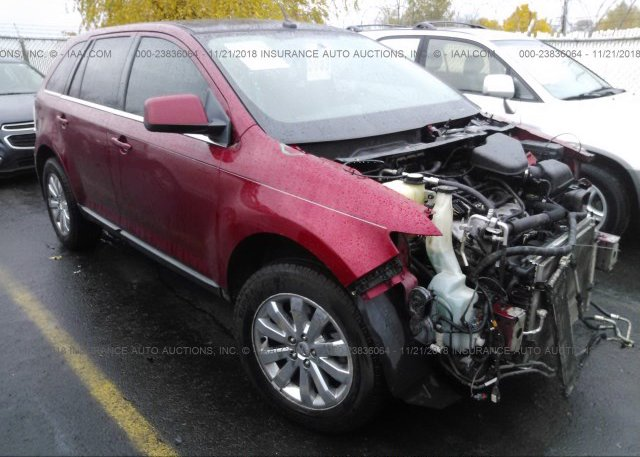 Inventory #505065290 2008 FORD EDGE