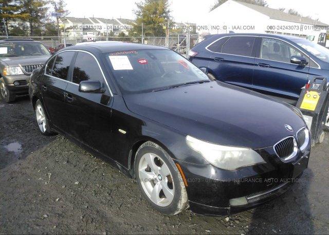 Inventory #492760467 2008 BMW 528