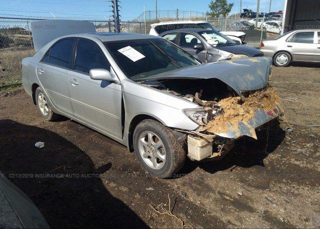 Inventory #167097722 2005 Toyota CAMRY