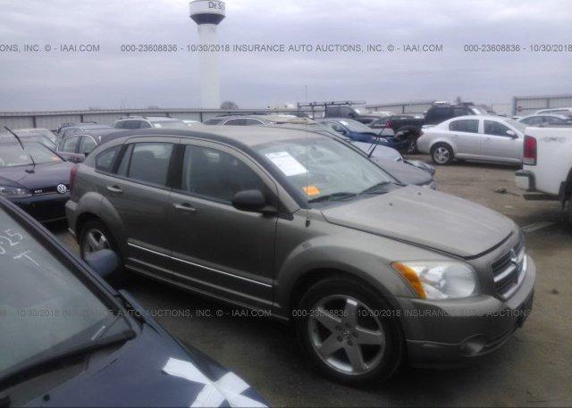 Inventory #695754846 2007 Dodge CALIBER