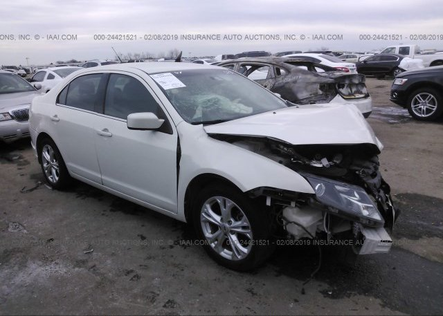 Inventory #327218265 2012 FORD FUSION