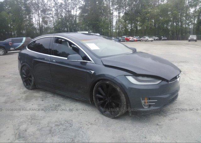 Inventory #463116165 2017 Tesla MODEL X