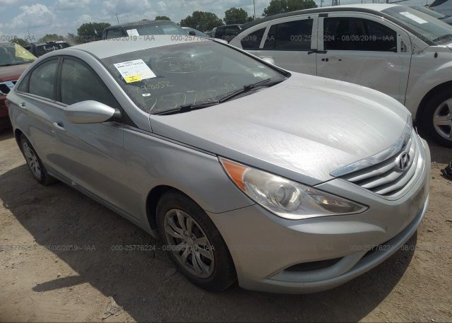 Silver Hyundai Sonata >> 2012 Hyundai Sonata