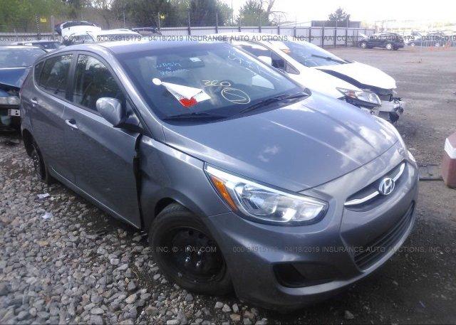 Inventory #142377393 2016 Hyundai ACCENT