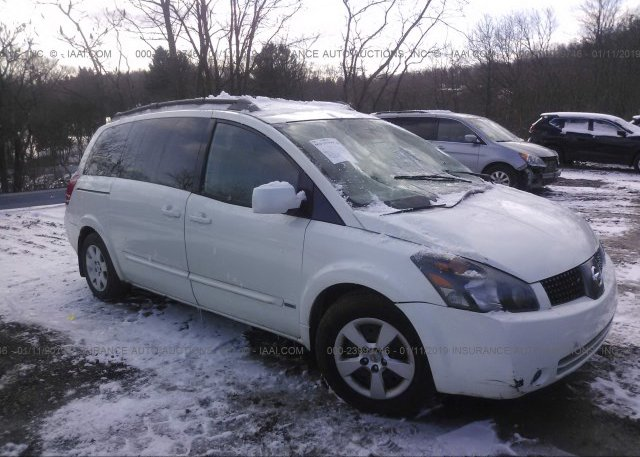 Inventory #507762757 2006 Nissan QUEST
