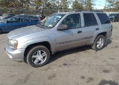 2004 Chevrolet TRAILBLAZER - 1GNDS13S042322783 Right View