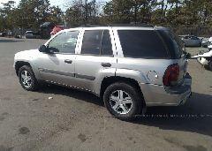 2004 Chevrolet TRAILBLAZER - 1GNDS13S042322783 [Angle] View