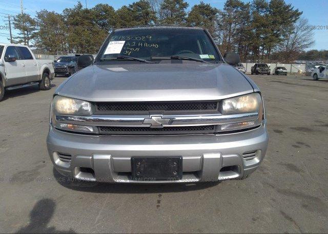 2004 Chevrolet TRAILBLAZER - 1GNDS13S042322783