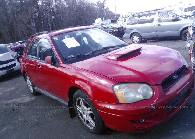 Inventory #617983923 2004 Subaru IMPREZA