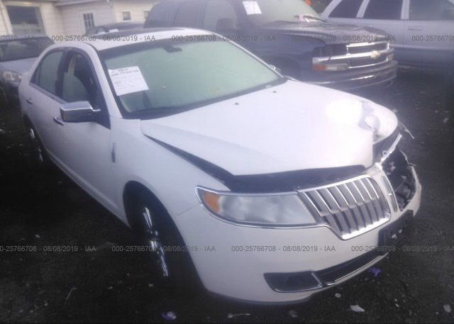 Inventory #680852078 2011 Lincoln MKZ