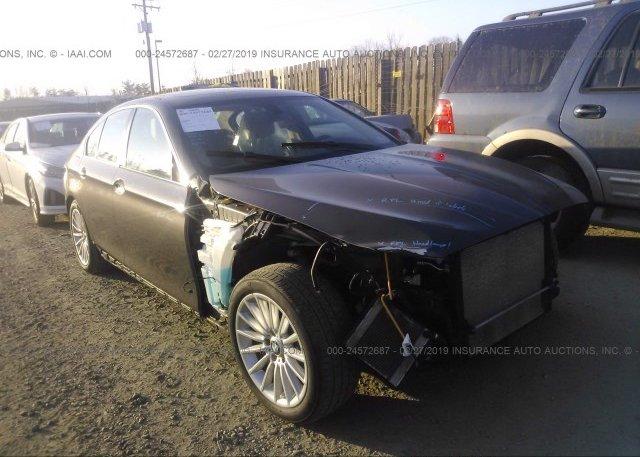 Inventory #558035179 2013 BMW 535