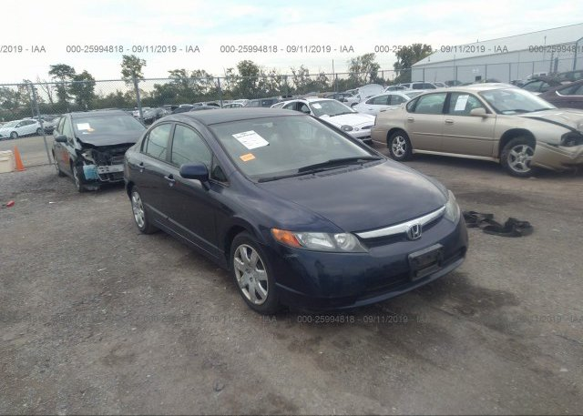 Inventory #671966206 2006 Honda CIVIC