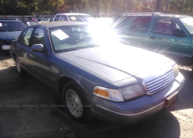 Inventory #244249978 1998 FORD CROWN VICTORIA