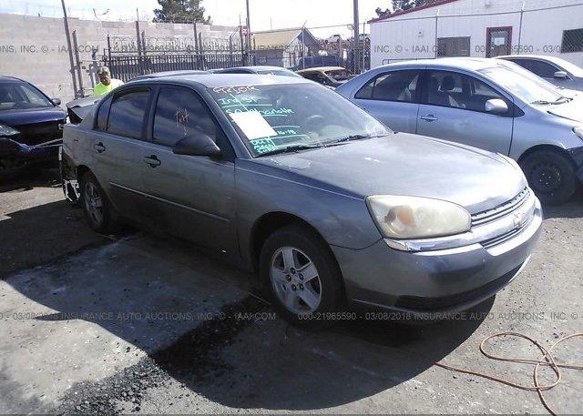 Inventory #681531677 2005 Chevrolet MALIBU