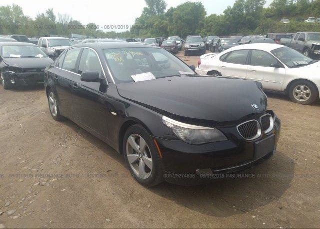 Inventory #531603199 2008 BMW 528