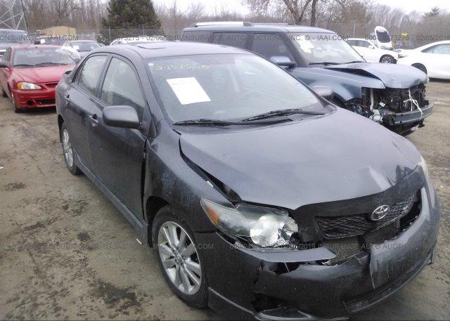 Inventory #605686923 2009 Toyota COROLLA