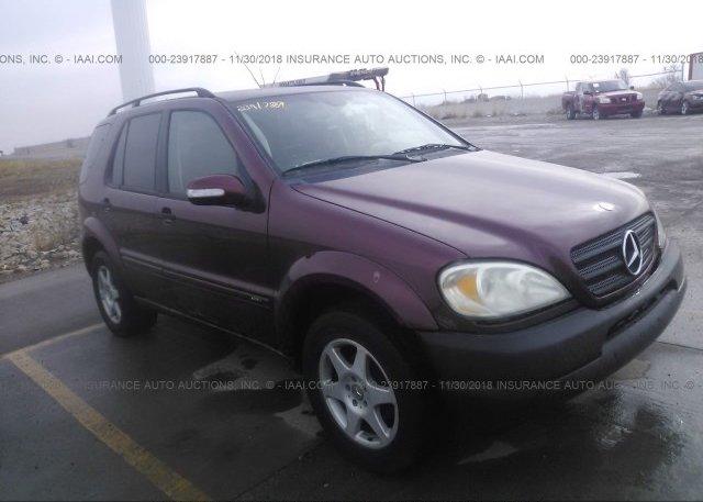 Inventory #498634868 2003 Mercedes-benz ML