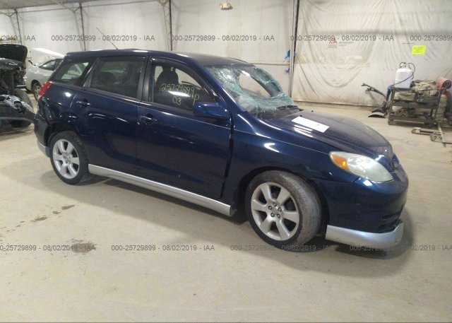 Inventory #591894463 2003 Toyota COROLLA MATRIX