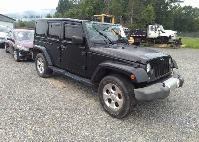 Inventory #917816331 2015 JEEP WRANGLER UNLIMITE