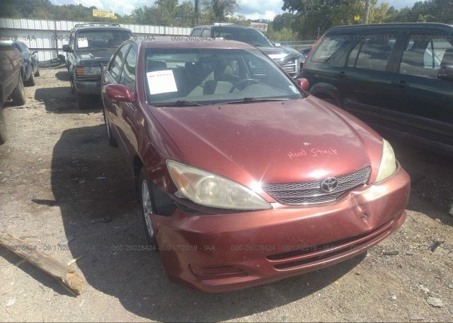 Inventory #986741152 2004 Toyota CAMRY