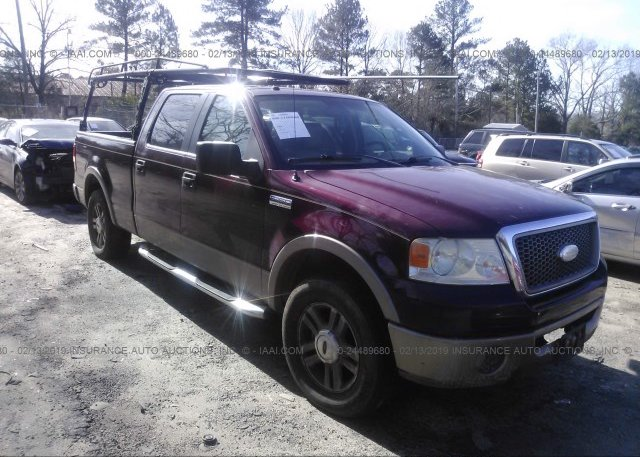 Inventory #601776953 2006 FORD F150