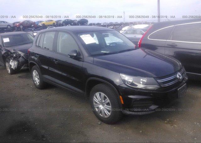 Inventory #919221673 2012 Volkswagen TIGUAN