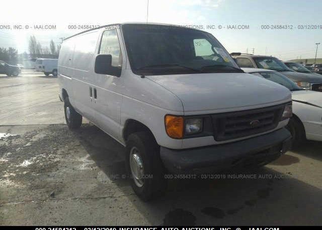 Inventory #198777268 2006 FORD ECONOLINE