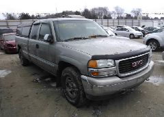 2000 GMC NEW SIERRA