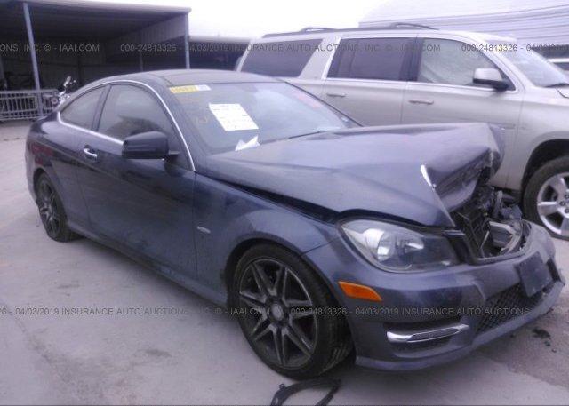 Inventory #443465110 2014 Mercedes-benz C