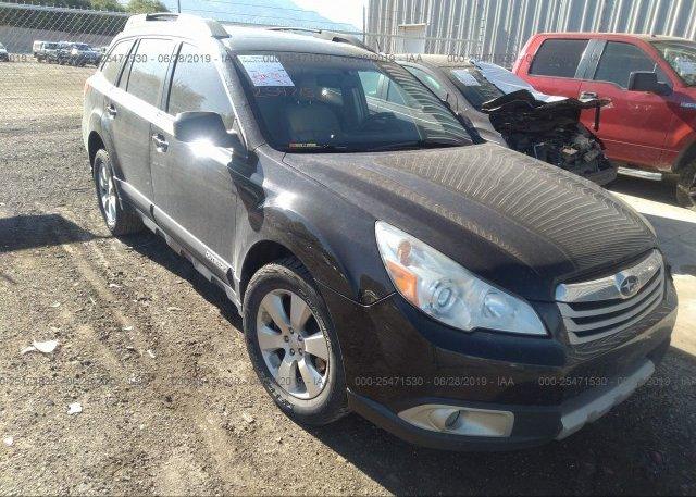 Inventory #818956948 2010 Subaru OUTBACK