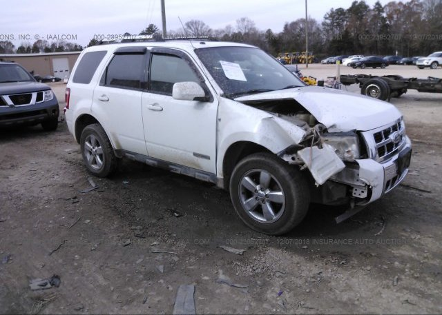 Inventory #901712276 2008 FORD ESCAPE