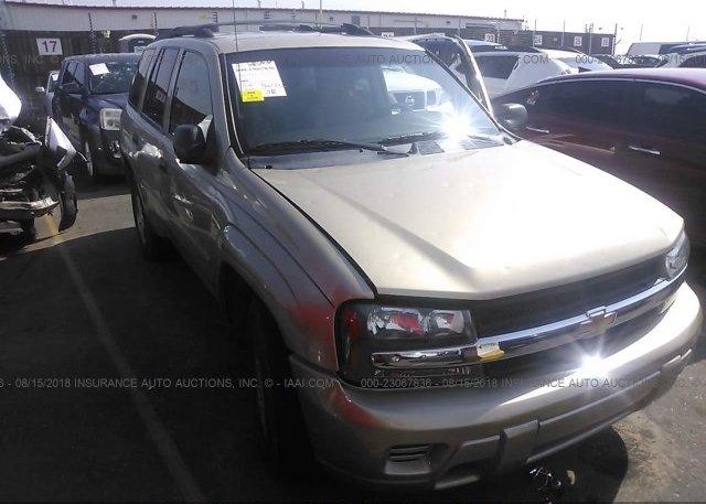 Inventory #105034271 2006 Chevrolet TRAILBLAZER