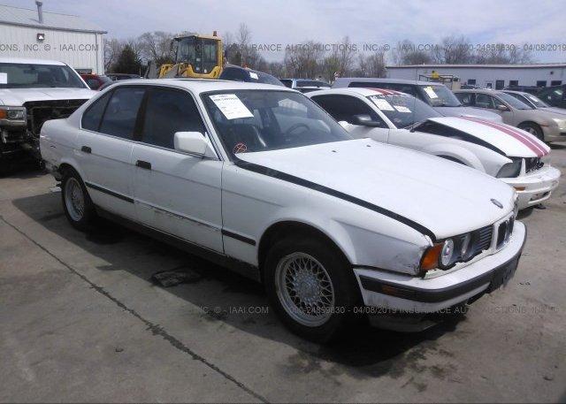 Inventory #224054788 1990 BMW 535