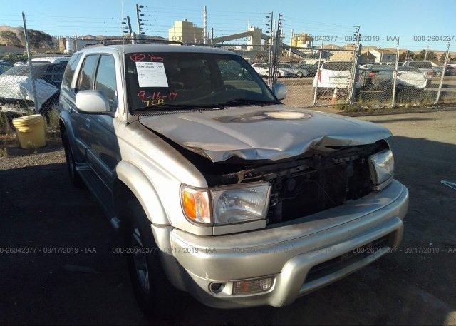 Inventory #532070968 2000 Toyota 4RUNNER