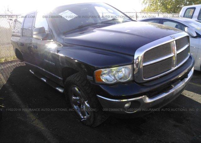 Inventory #907165356 2005 Dodge RAM 1500