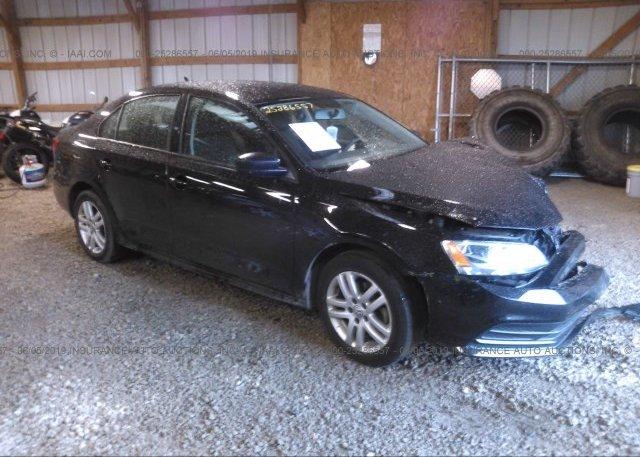 Inventory #100385162 2015 Volkswagen JETTA
