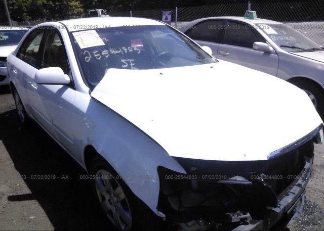 Inventory #367487878 2010 Hyundai SONATA